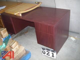 Wooden Desk, E#39784