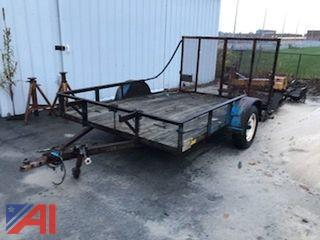TX/BR Trailer with Ramp