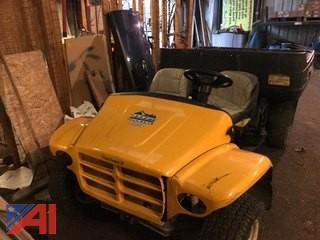 2005 Cub Cadet Utility Vehicle