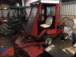 1986 Toro 327 Groundsmaster Mower