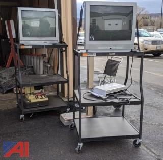 AV Carts, Televisions & More