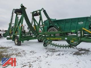 2015 30' Kelly Harrow Tillage Machine