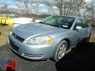 (#8) 2006 Chevy Impala LT 4 Door