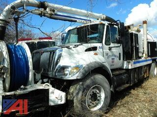 (#14) 2006 International 7400 Vacuum Truck