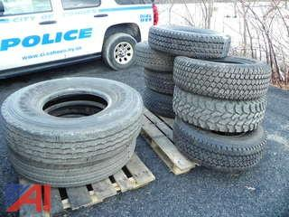 (#22) Various Size Tires