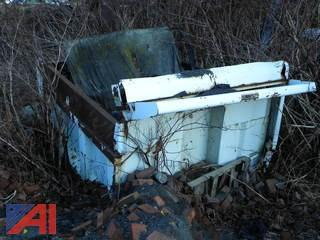 (#23) Air-Flo Dump Body with Tarp System
