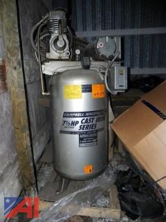 Campbell Hausfeld 7 1/2 hp Two-Stage Air Compressor