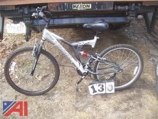 Triax PK7 Bike