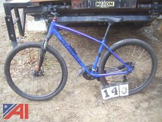Specialized Cross Trail Bike