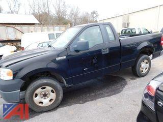 2007 Ford F150 Pickup Truck