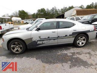 2008 Dodge Charger 4 Door