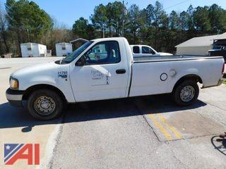 2000 Ford F150 Pickup Truck