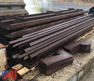Steel Concrete Curb Forms