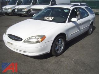 2003 Ford Taurus Wagon #M587