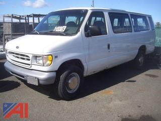 1998 Ford E350 XL Van #M545