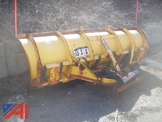 Baker/Flink 10' Reversible Plow