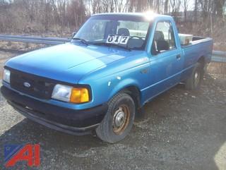 1994 Ford Ranger Pickup Truck  #M139
