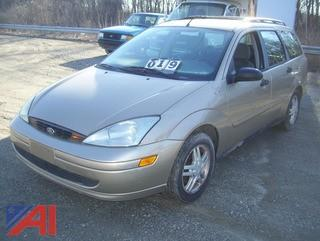 2001 Ford Focus Wagon #M295