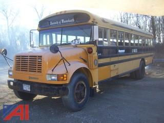 1992 International 3700 Bus #M79