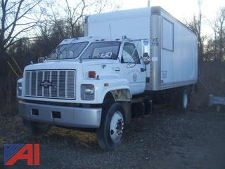 1993 Chevy Kodiak Box Truck #M95