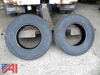 Firestone Winterforce LT245/75R16 Tires