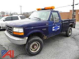 1994 Ford F250 Pickup Truck