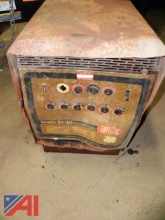 EutecArc 24-40 Maintenance Welder
