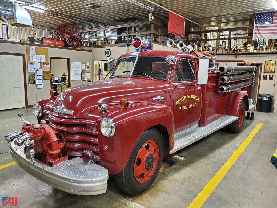 North Norwich Fire District-NY #20780