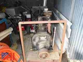 1982 300 Cubic Inch Ford Industrial Gas Engine