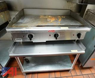 Toast Master Pro Series Grill & Stand
