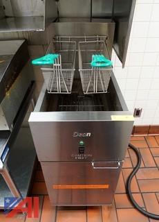 Dean Electric Frymaster Deep Fryer
