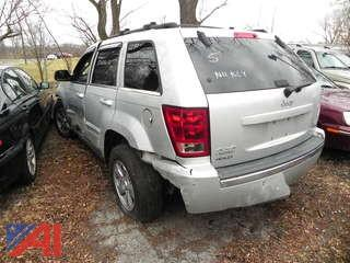 (#5) 2006 Jeep Grand Cherokee Limited SUV