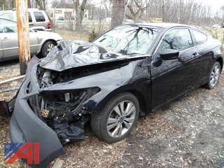 (#7a) 2010 Honda Accord 2 Door