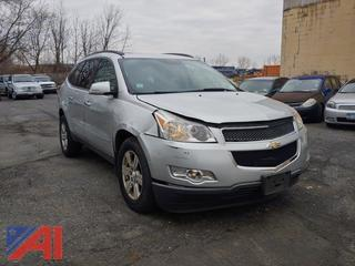 (#16) 2011 Chevy Traverse LT SUV