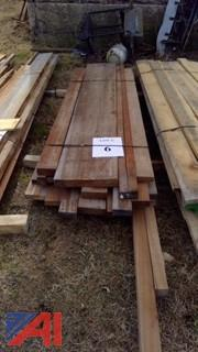 Cherry Wood of Various Lengths