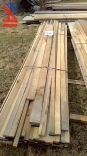 Mixed Hardwoods of Various Lengths