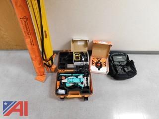 Nikon Total Station Surveying Equipment