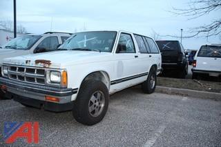 1994 Chevy Blazer SUV
