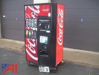 Royal Vendors Coke Machine