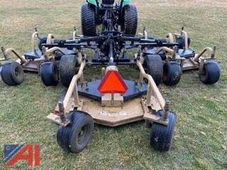 Landpride AMF4014 Tri-Deck 15' Mower Attachment