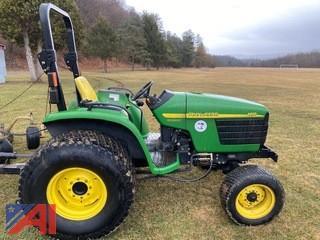 2003 John Deere 4610 Tractor