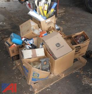 Various Outdated Vehicle Parts