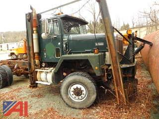 1991 International Paystar 5070 Cab and Chassis