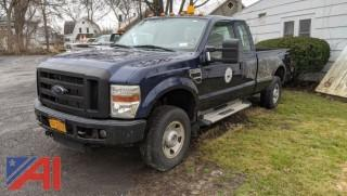 2010 Ford F250 XL Super Duty Pickup Truck