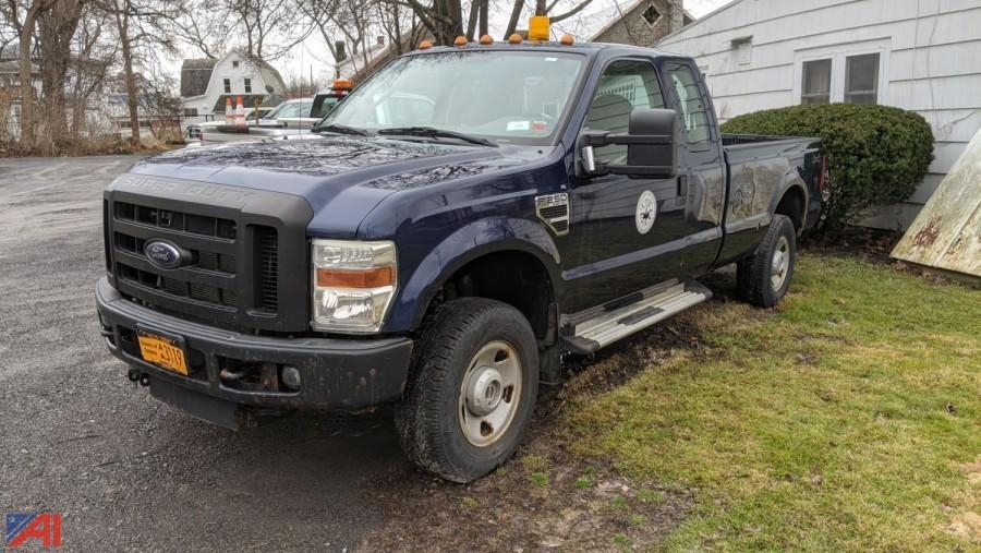 Seneca County Surplus-NY #21040