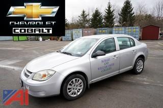 2010 Chevy Cobalt 4 Door