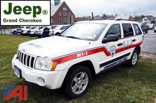 2006 Jeep Grand Cherokee Suburban/EMS