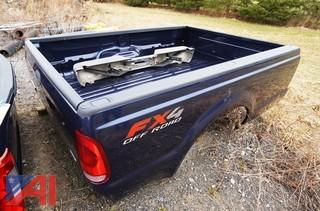 8' Pickup Truck Box off a 2007 Ford F350