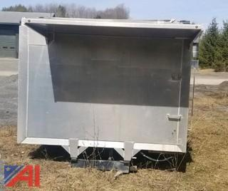 J & J Aluminum Dump Body with Tarp
