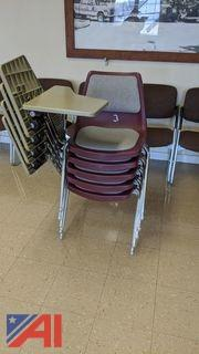 Padded Desktop Chairs